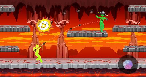Hero Stick Man Fight Super Battle apklade screenshots 2