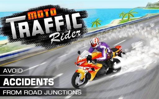 Moto Traffic Rider 3D modavailable screenshots 6