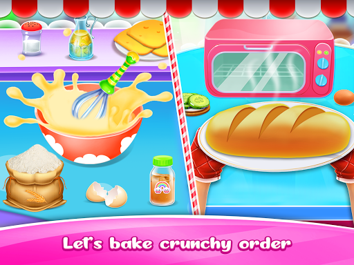 Hot dog Maker & Delivery game apkpoly screenshots 4