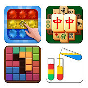 Puzzle Game Collection&Antistress