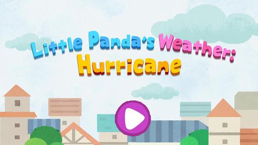 Little Panda's Weather: Hurricane screenshots 6