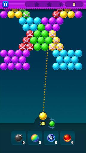 Candy Shooter Light - Bubble Fun at Home apktreat screenshots 2