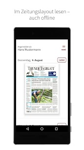 BZ Thuner Tagblatt EPaper For Pc – Free Download On Windows 10, 8, 7 1