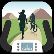 BitGym: Trails for Indoor Cardio Motivation