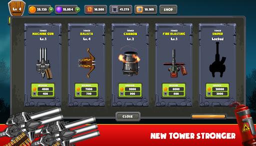 Castle Defender: Monster Wars  screenshots 23
