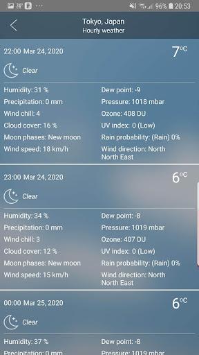 Weather 4.1 Screenshots 6