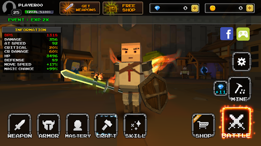 Pixel Blade M - Season 5 filehippodl screenshot 1