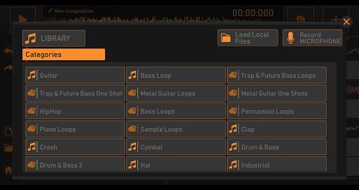 Song Maker - Free Music Mixer  Screenshots 4