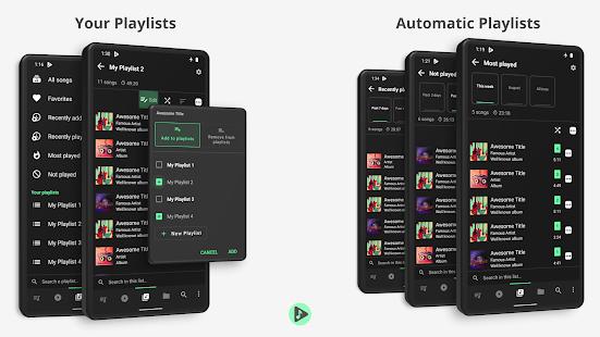 Musicolet Music Player 5.1.1 build282 Screenshots 6
