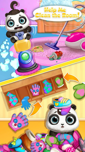 Panda Lu Baby Bear Care 2 - Babysitting & Daycare 5.0.10002 screenshots 6