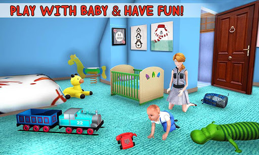 New Baby Single Mom Family Adventure apkdebit screenshots 4