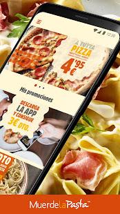 Muerde la Pasta - Italiano con buffet libre 1.94 Screenshots 2