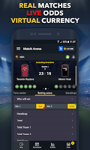Sports Betting Game - BETUP 1.95