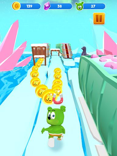 Gummy Bear Run - Endless Running Games 2021  screenshots 7