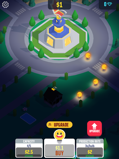 Idle Light City 2.6.4 screenshots 10