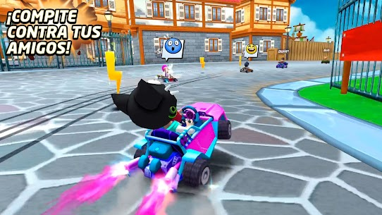 Boom Karts – Multiplayer Kart Racing 4