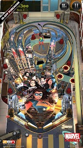 Free Marvel Pinball 5