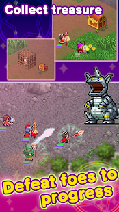 Magician's Saga Screenshot