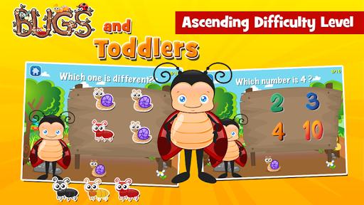 Toddler Games Age 2: Bugs screenshots 6
