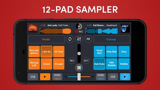 Cross DJ Free - dj mixer app 3.5.8 Screenshots 4