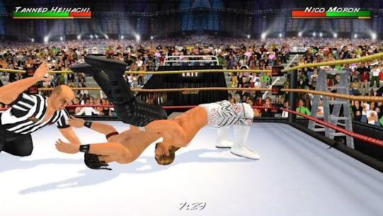 Wrestling Revolution 3D MOD APK 1.702 (Unlocked) 2