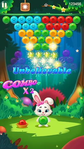 Rabbit Pop- Bubble Mania screenshots 7