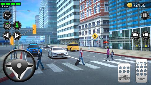 Driving Academy - Car School Driver Simulator 2020 2.8 screenshots 3