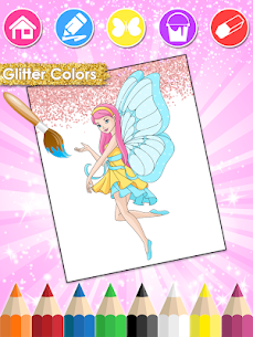 Princess Coloring Book Glitter For Pc | How To Install (Windows & Mac) 2