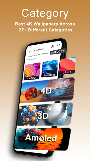 4K Wallpapers - HD, Live Backgrounds, Auto Changer 7.0 Screenshots 5