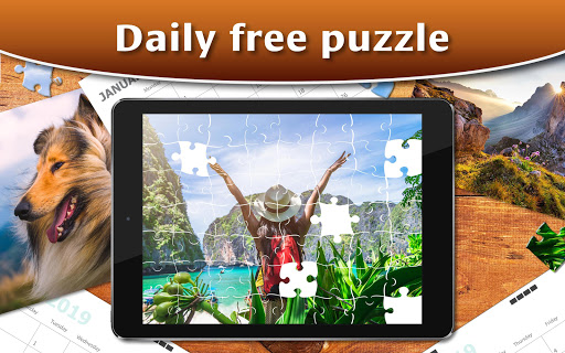 Jigsaw Puzzles Collection HD - Puzzles for Adults apktram screenshots 3