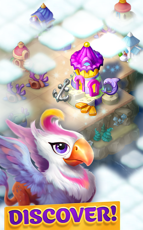 EverMerge: Merge 3 Puzzle poster 3