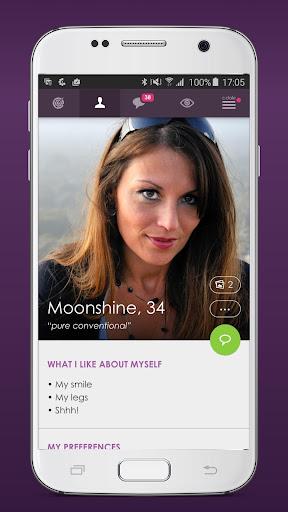 C-Date u2013 Open-minded dating  Screenshots 1