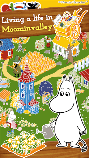MOOMIN Welcome to Moominvalley screenshots 2