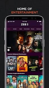 ZEE5: HiPi, News, Movies, TV Shows, Web Series 1