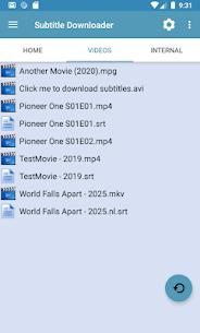 Subtitle Downloader Pro MOD APK 3