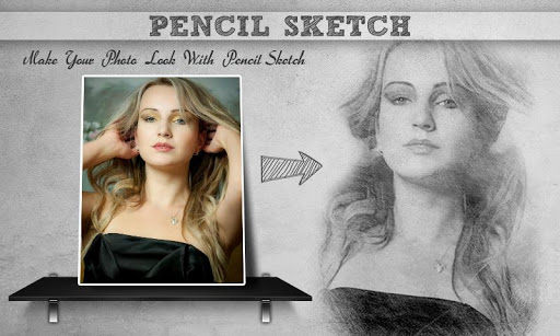 Pencil Sketch Art Photo Editor 2021 apktram screenshots 5