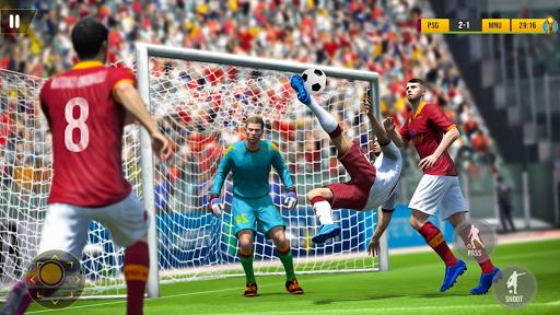 Real Soccer Strike: Free Soccer Games 2021 1.0.0 screenshots 1