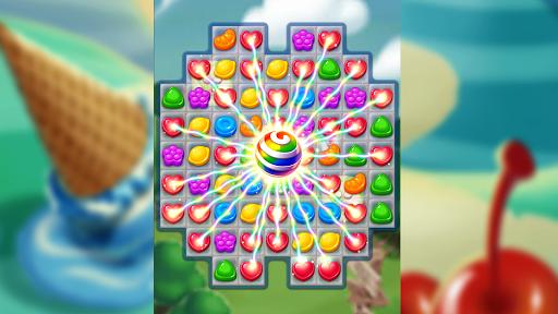 Lollipop & Marshmallow Match3  screenshots 8
