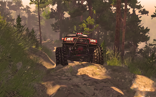 Offroad Xtreme Jeep Driving Adventure Screenshots 2