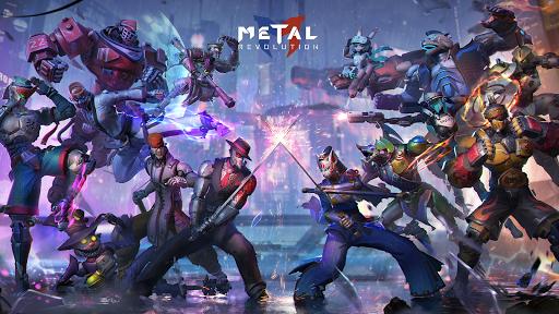 Metal Revolution  screenshots 1