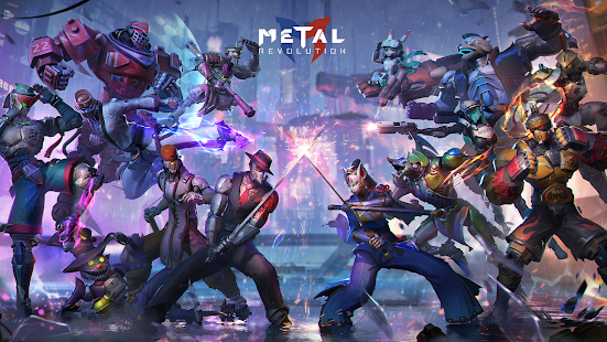 How to hack Metal Revolution for android free
