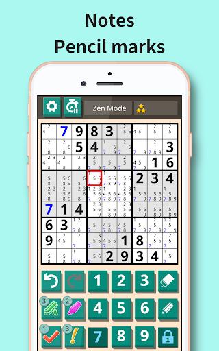 Sudoku classic 4.0.1072 screenshots 11