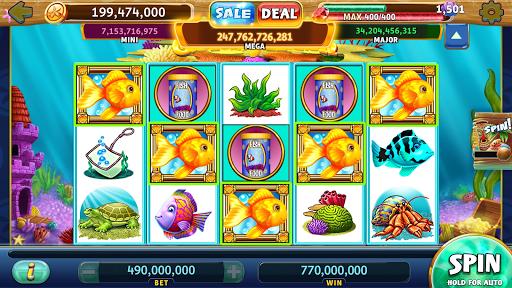 Gold Fish Casino Slots - FREE Slot Machine Games  screenshots 10