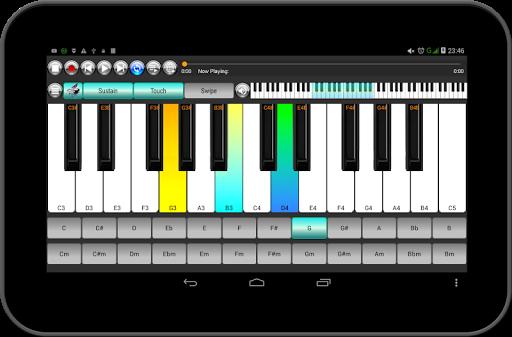 Strings and Piano Keyboard android2mod screenshots 16