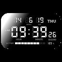 Simple Digital Clock - DIGITAL CLOCK SHG2