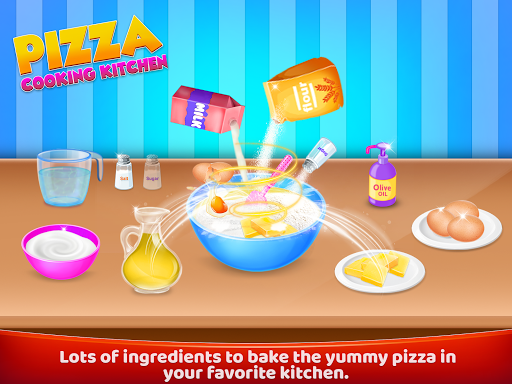 Pizza Cooking Kitchen Game 0.3 screenshots 2