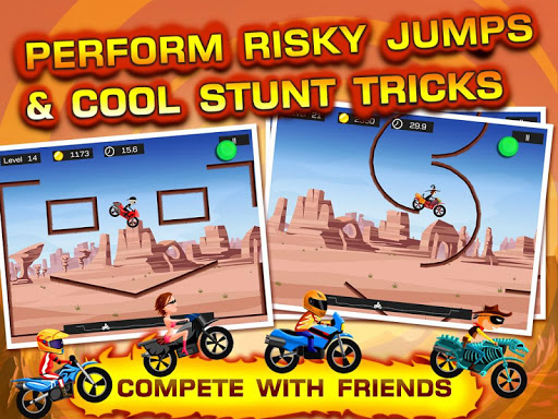 Top Bike - best physics bike stunt racing game filehippodl screenshot 6