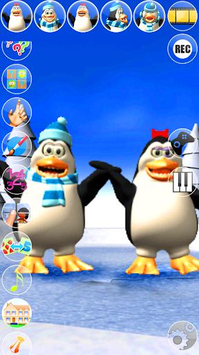 Talking Pengu & Penga Penguin - Virtual Pet  screenshots 3