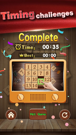 Numpuz: Classic Number Games, Free Riddle Puzzle 4.8501 screenshots 14