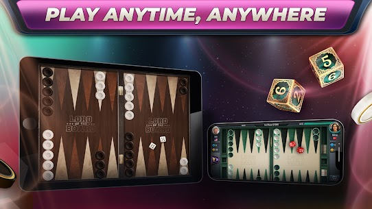 Backgammon – Lord of the Board 6